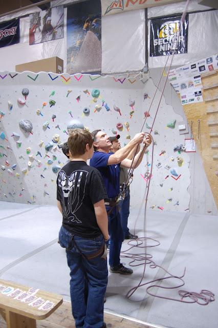 Youth Leadership Training and Rock Wall Climbing - DSC_4872.JPG