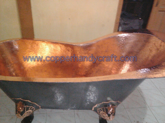 bak mandi tembaga dan kuningan boyolali