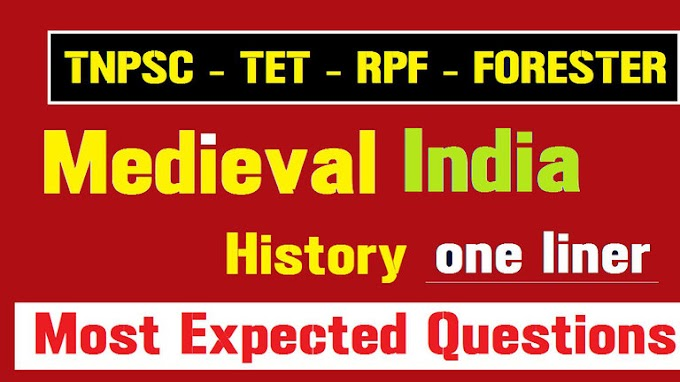 Modern Indian History One Liner #01