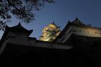 姫路城:帯の櫓下の石垣