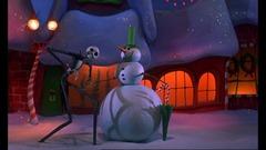 20 le bonhomme de neige