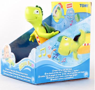 Đồ chơi Rùa bơi phát nhạc Swim n Sing Turtle Tomy