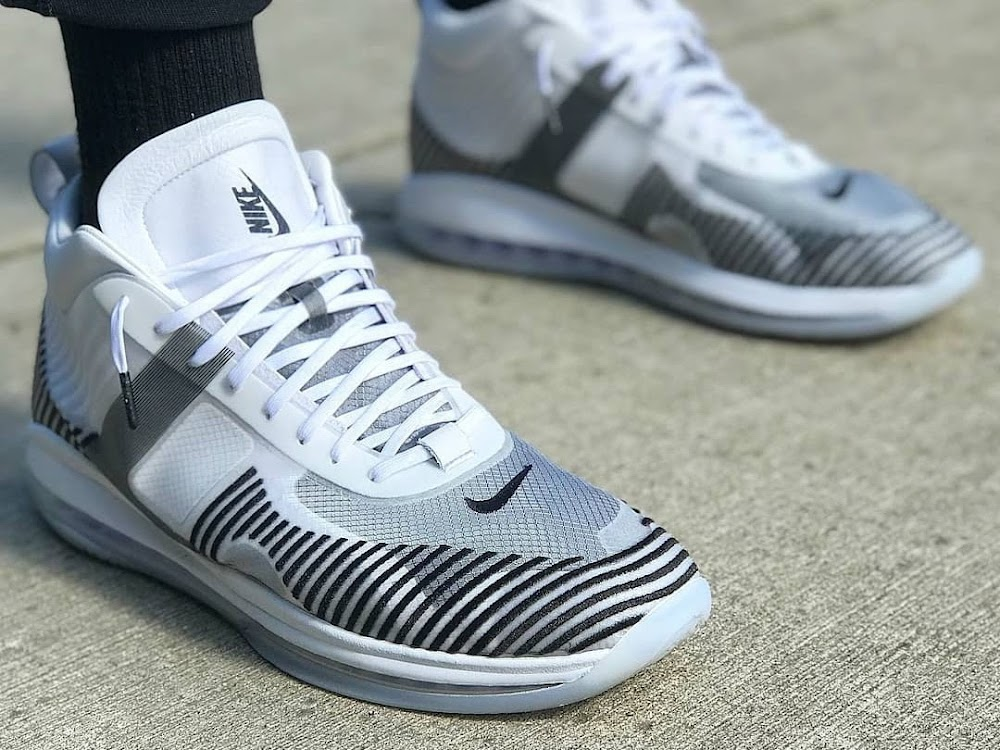 best cheap 36bd1 82560 John Elliott x Nike Lab x King James Create the Nike LeBron Icon ...