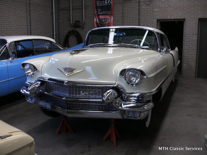 Cadillac 1956 restauratie - BILD0816.JPG