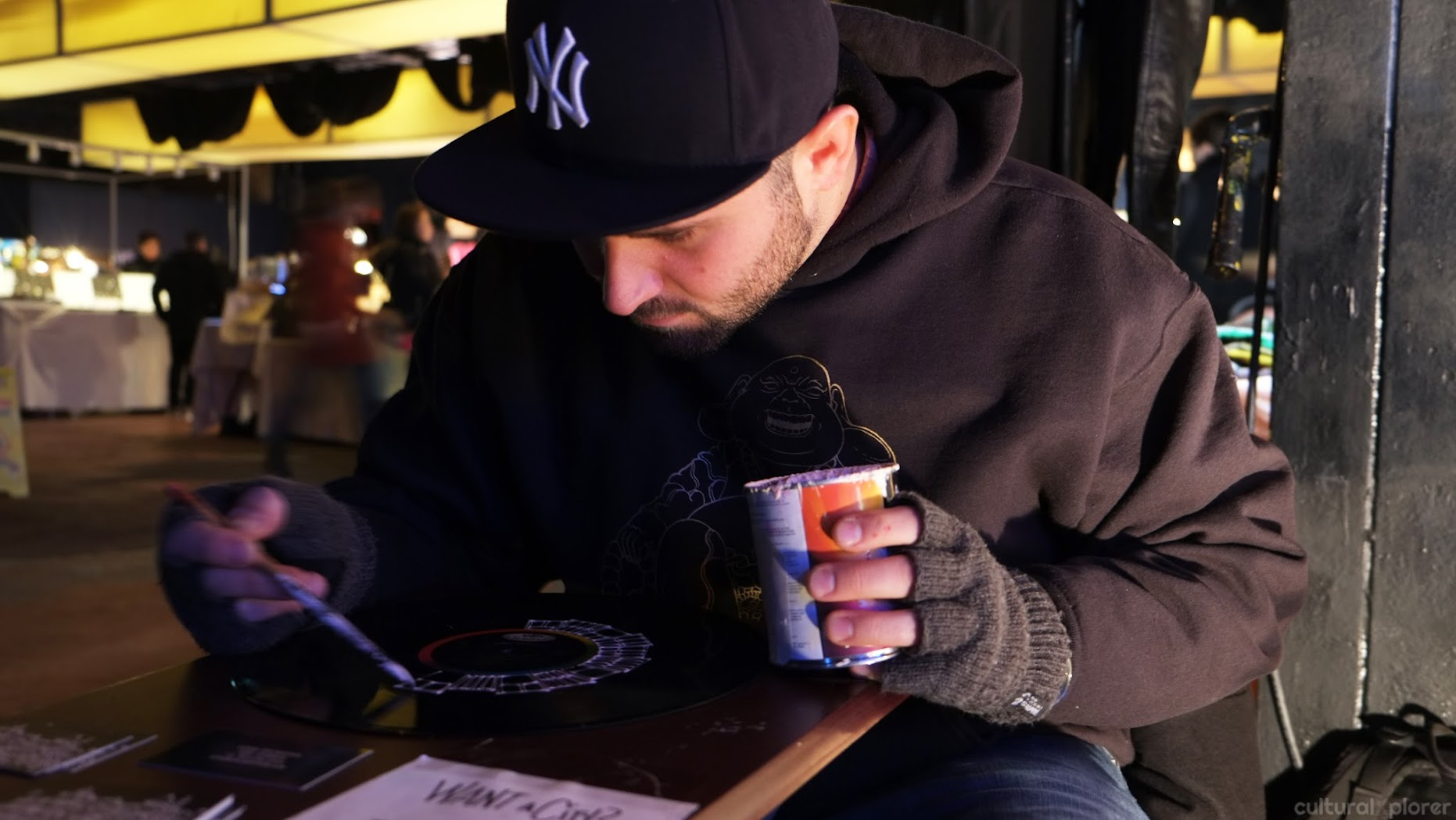 Adam Palmeter Brooklyn Night Bazaar
