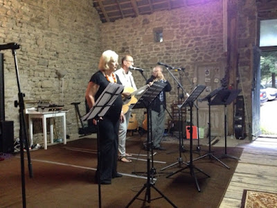 singing, singing holiday, France, Creuse, singing retreat, workshop, singing lessons