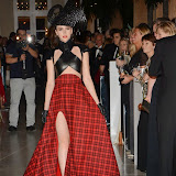 WWW.ENTSIMAGES.COM -  Model   at      Steps To The Future - fundraiser at The Hurlingham Club, London November 28th 2014Charity gala evening in aid of Walking With The Wounded and the Restoration of Appearance & Function Trust.                                                   Photo Mobis Photos/OIC 0203 174 1069