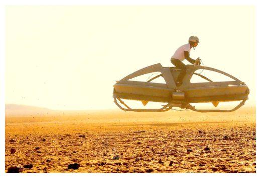 moto voladora aerofex