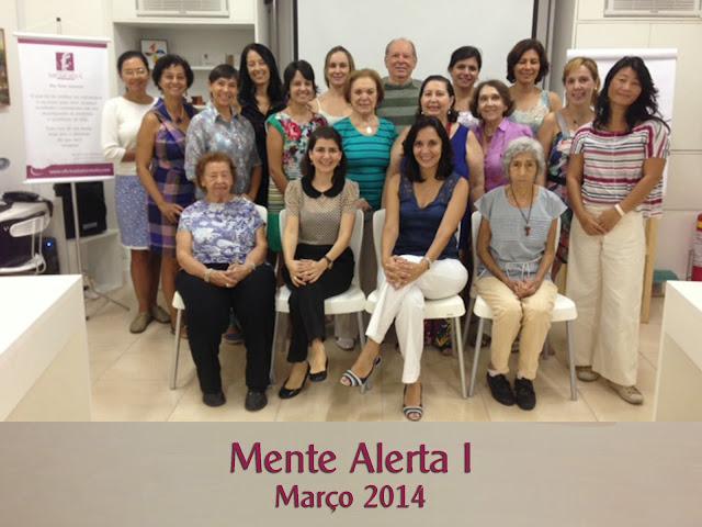 Mente Alerta 1 - Marco 2014