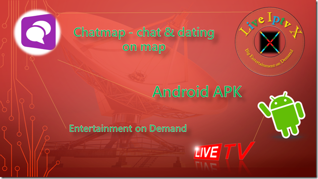 Chatmap - chat & dating APK