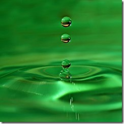 Water Green.drip drip drip jpg