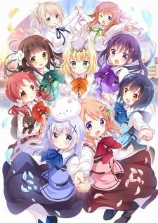 Gochuumon wa Usagi Desu ka?? (Ss2) - Is the order a rabbit??   Gochuumon wa Usagi Desu ka? 2   GochiUsa 2