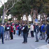I Marxa dels Castells del Baix Gaià Altafulla 2012