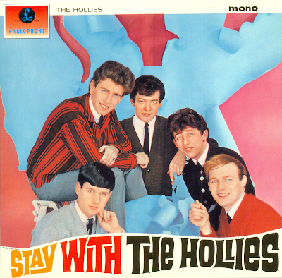 the Hollies ~ 1964jan ~ Stay With The Hollies