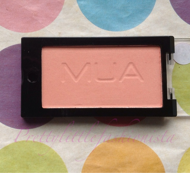 MUA Blush in Lolly