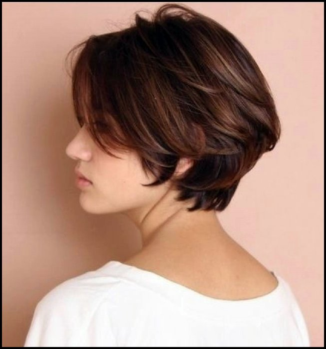 2018 Stylish Short Bob Haircuts That Balance Your Face Shape! - women short hairstyles 1