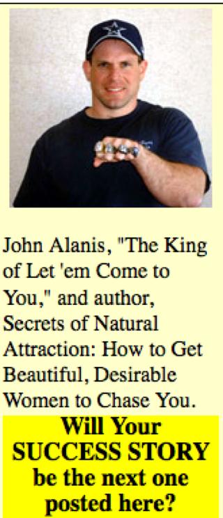 John Alanis 1, John Alanis