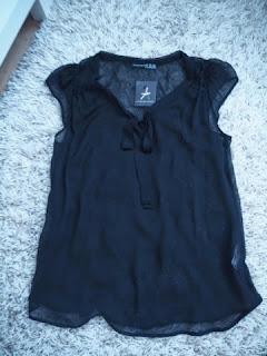 paita shirt black musta ostos