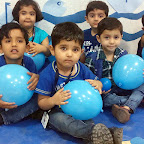 Blue Day (Nursery) 15-7-2015