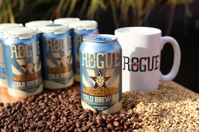 Rogue Releases Cold Brew 2.0 Cans
