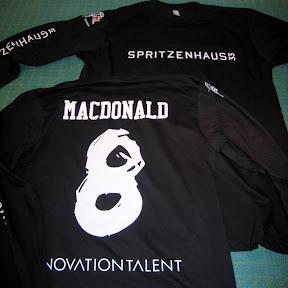 MacDonald Soccer Jersey