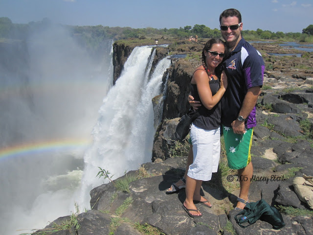 Victoria Falls National Park. From  Through the Eyes of an Educator: National Parks