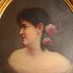 Laura Keene  Wife of Dr. Charles Wythe Gleaves Her portrait