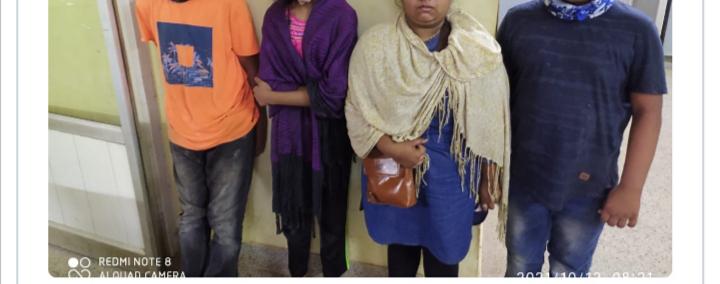 ನಾಪತ್ತೆಯಾದ ಬೆಂಗಳೂರಿನ ಒಂದೇ ಪ್ಲ್ಯಾಟ್ ನ ನಾಲ್ವರು ವಿದ್ಯಾರ್ಥಿಗಳು ಮಂಗಳೂರಿನಲ್ಲಿ ಪತ್ತೆ