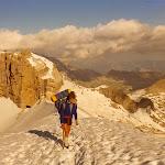 1980.07.03 Pyrenees,  Pyrenees  Jack Crewe above Breche de Roland.jpg