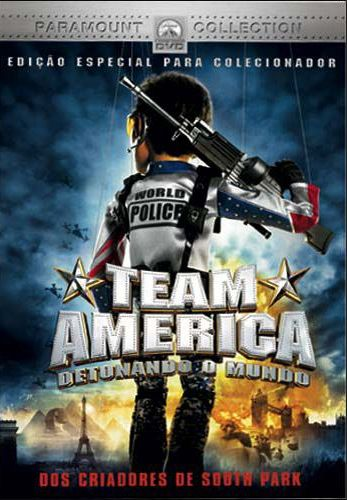 filme team america detonando o mundo dublado