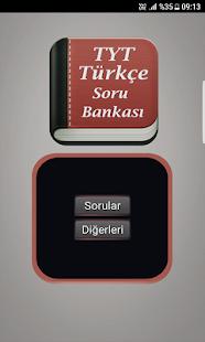 TYT Türkçe Soru Bankası - náhled