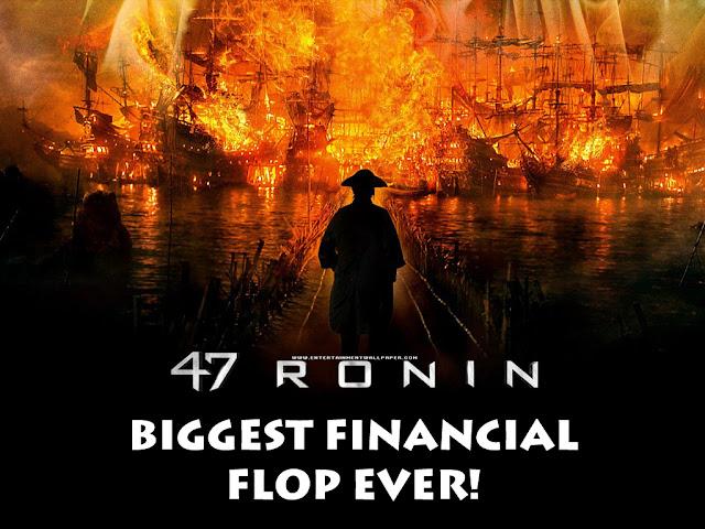 """Ronin """"Biggest Flop Ever"""