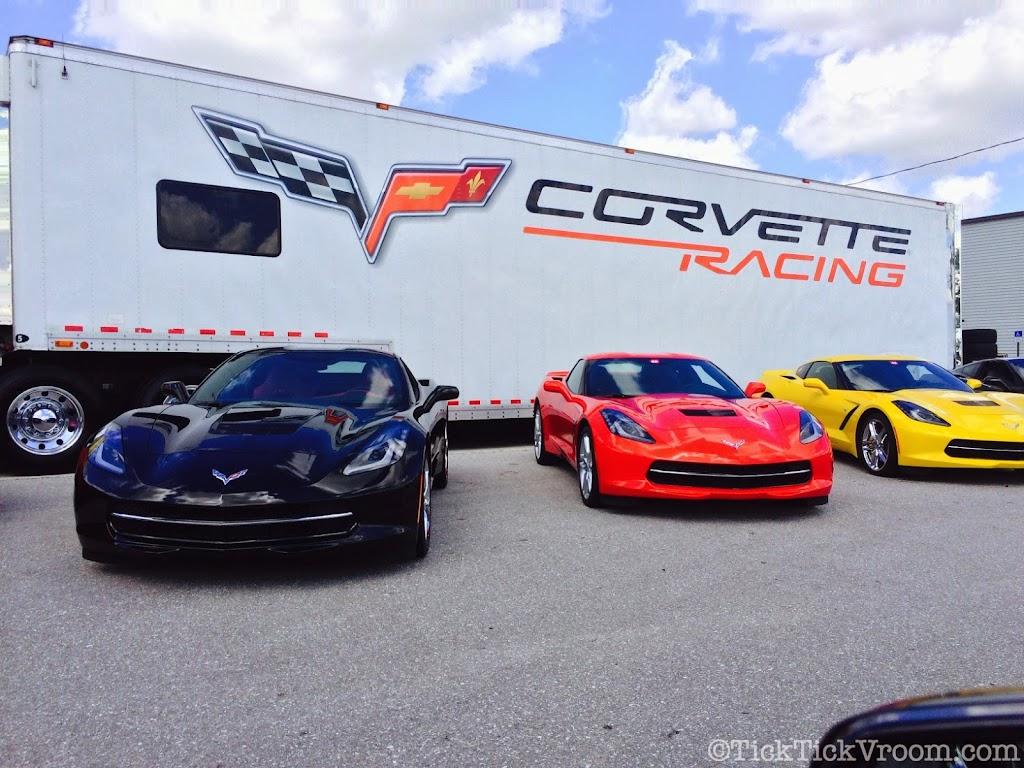 2014 Chevrolet Corvette Stingray 176
