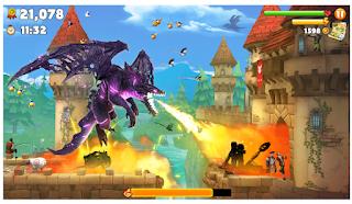 Hungry Dragon Mod Apk Begini Cara Downloadnya
