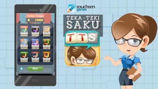 lembar hitam: Teka-teki Saku (Touchten Games)