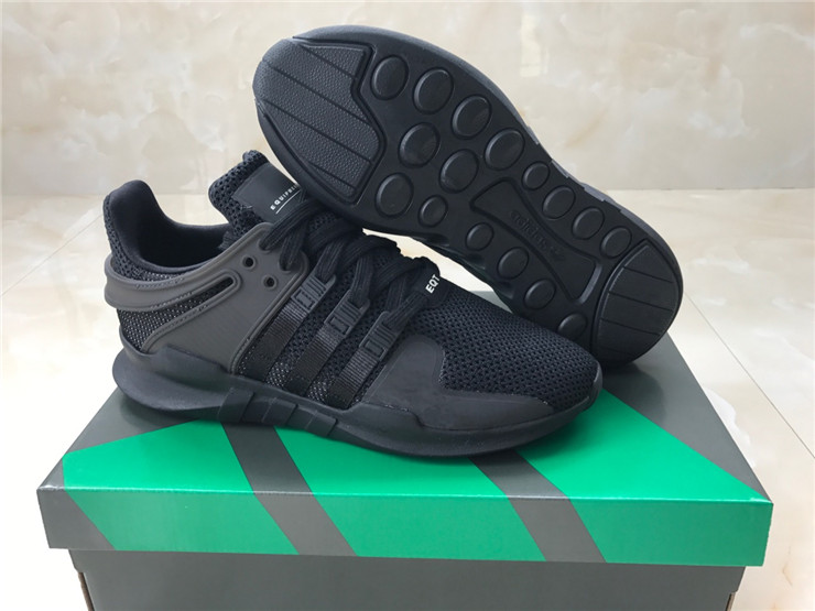 buy online 39092 d4cdc ... where can i buy adidas eqt support adv all black . size 40 45 . kondisi  ...