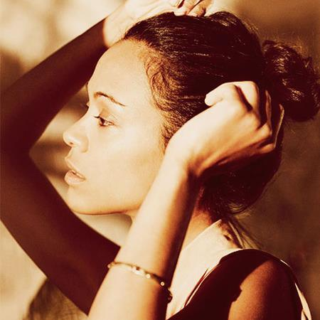 Zoe Saldana Profile Pics Dp Images