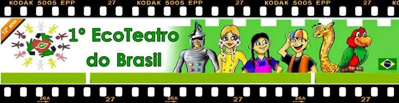 1º EcoTeatro do Brasil