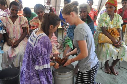Medical Compassion DTS Outreach-Vanuatu