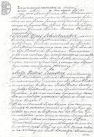 Schuitmaker, Gerrit Ypes en  Zeinstra. Antje P. Huwelijksakte 03-05-1835 a.jpg