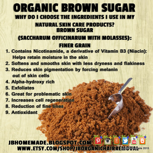 JBHomemade_Botanical_Skincare_Ingredients_Organic_Brown_Sugar