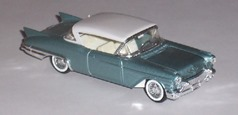 4520 Cadillac Eldorado Séville 1957