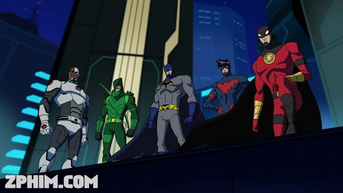Ảnh trong phim Người Dơi: Quái Vật Nổi Loạn - Batman Unlimited: Monster Mayhem 1