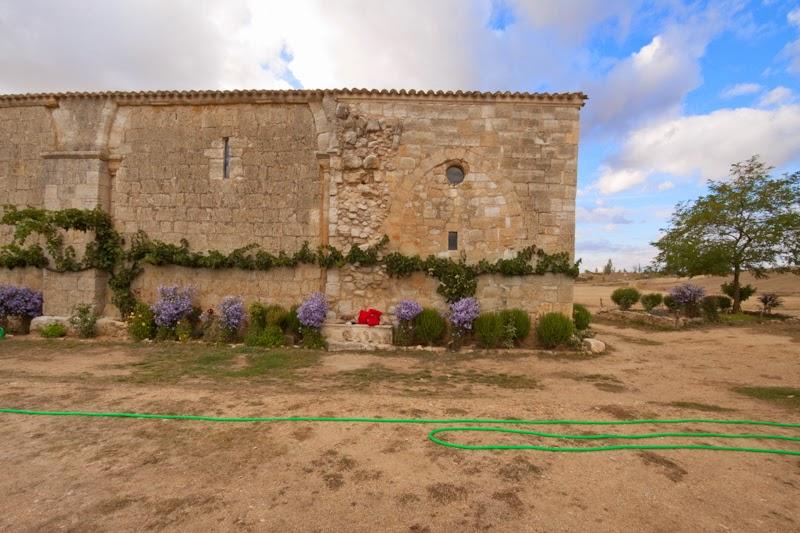 Albergue de peregrinos San Nicolás, Itero del Castillo, Burgos :: Albergues del Camino de Santiago