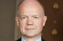 Montgomeryshire resident William Hague made a Lord