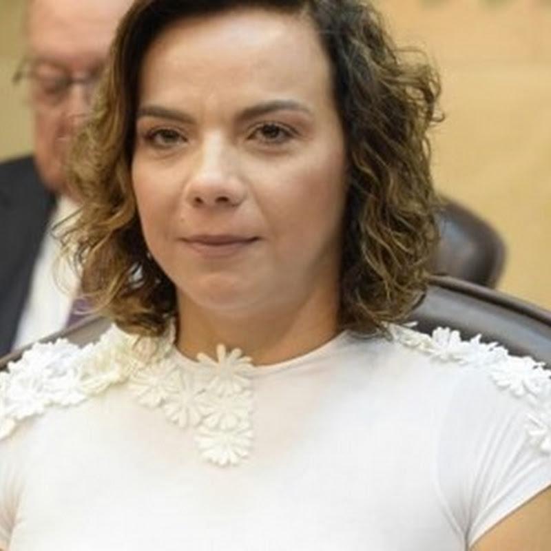 Larissa Rosado retorna à Assembleia Legislativa