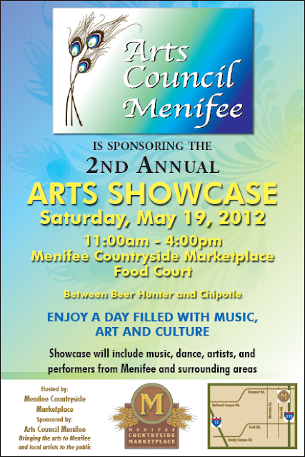 arts council menifee showcase