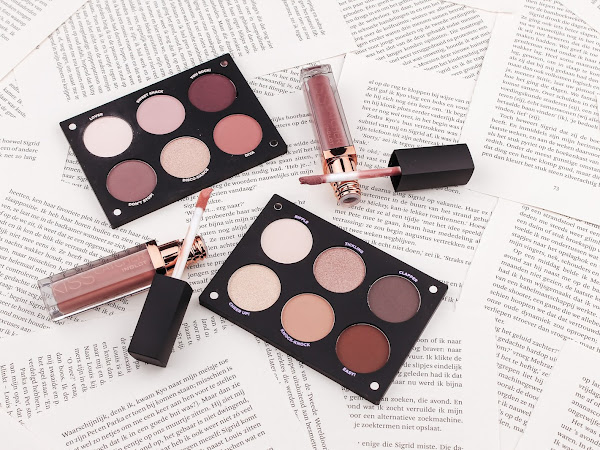 INGLOT Oogschaduw Palettes & Liquid Lipsticks