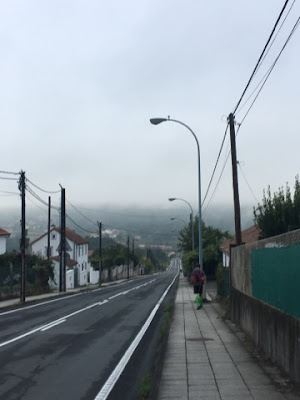 Santjago ceļš. 24. diena. Ceļš.