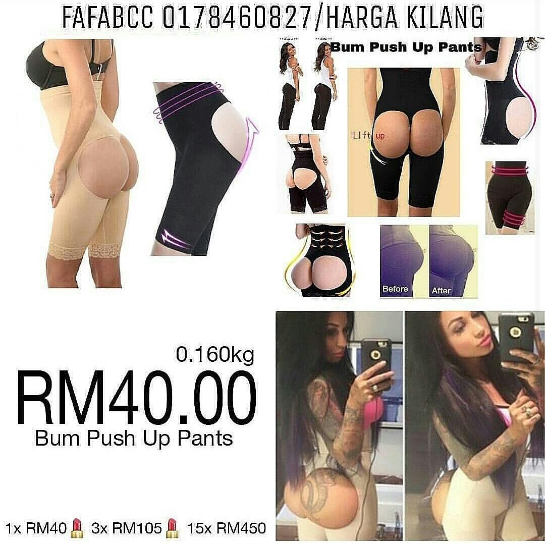 2d200ed324ed7 JUAL ONLINE MURAH MALAYSIA - M.SAVESHOP: Bump Push Up Pants RM40.00 ...